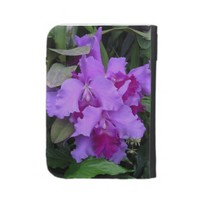 Purple Catleya Orchids Kindle Keyboard Covers from Zazzle.com