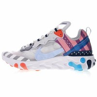 Parra x Nike Upcoming React Element 87 White Multi - Best Deal Online