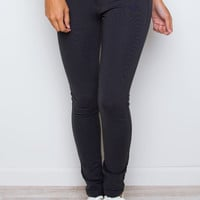 Got It Jeggings - Charcoal