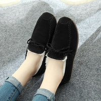 womens black winter casual shoes gift
