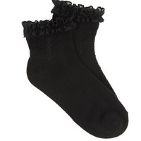 pretty frill sock