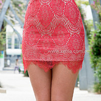 ORCHARD LACE SKIRT , DRESSES, TOPS, BOTTOMS, JACKETS & JUMPERS, ACCESSORIES, SALE NOTHING OVER $25, PRE ORDER, NEW ARRIVALS, PLAYSUIT, GIFT VOUCHER,,Red Australia, Queensland, Brisbane