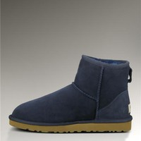 UGG Classic Mini Boots 5854 Navy Fashion