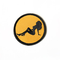 Mudflap Patch | Gold