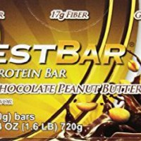 Quest Bar Chocolate Peanut Butter -( Box of 12, 25.44 oz each)Pack of 2