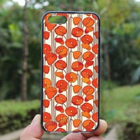 modern flowers,iphone 4 case,iPhone4s case, iphone 5 case,iphone 5c case,Gift,Personalized,water proof