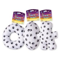 Spunkeez Canvas Dog Toys