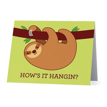 How's It Hanging?