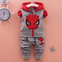 Baby Spiderman outfit