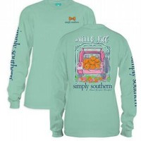 *Closeout* Simply Southern Long Sleeve Tees - FALL