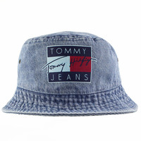 Vintage Tommy Jeans Bucket Hat