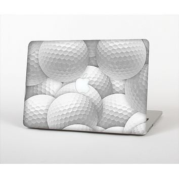 """The Golf Ball Overlay Skin Set for the Apple MacBook Pro 13"""""""