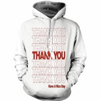 Thank You Hoodie
