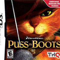 Puss In Boots - Nintendo DS (Very Good)