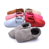 Baby Shoes For Girls Kids Baby Moccasins borns Infant Soft Footwear Shoes Sneakers First Walkers Autumn Shoes Boots