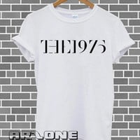 Band Shirt - The 1975 Shirt The 1975 Band T-shirt Printed Black and White Color Unisex Size - AR12