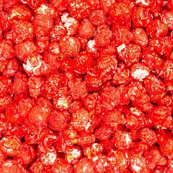 Red Hot Cinnamon Popcorn