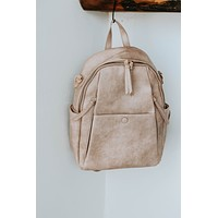 Ophelia Convertible Back Pack (Blush)