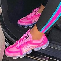 Nike Air Vapormax 2019 Fashion Women Personality Air Cushion Sport Running Shoes Sneakers