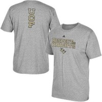UCF Knights adidas Respect T-Shirt ¨C Gray