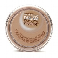 Maybelline Dream Smooth Mousse Ultra-Hydrating Cream-Whipped Foundation | Walgreens