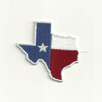 Texas State Flag Patch!