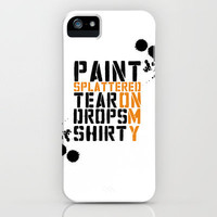 Give Me Love... Ed Sheeran iPhone Case by L.H.B | Society6