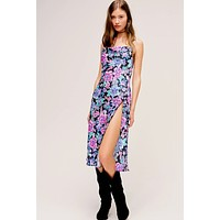 Morgan Floral Maxi Dress