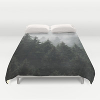 Waiting For Duvet Cover by Tordis Kayma | Society6