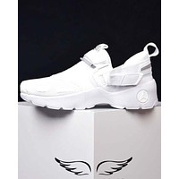 NIKE AIR JORDAN TRUNNER LX Men Fitness Shoes Running Shoes F-CSXY white