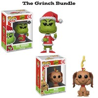 Grinch Funko Pop! Books Bundle