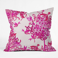 DENY Designs Home Accessories   Aimee St Hill Hope Tree Throw Pillow
