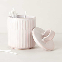 Giverny Bath Canister