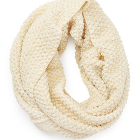 FOREVER 21 Loop-Knit Infinity Scarf
