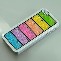 New Bling Rainbow Element Crystal Phone Cover Case For iPhone 4/4s/5 from Fancy Mall