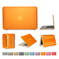for apple Macbook AIR 13 case matte transparent air pro retina 11 12 13 15 Protective Cover+ Silicone keyboard protector