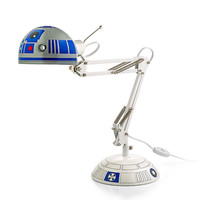 Star Wars R2-D2 Architectural Desk Lamp New