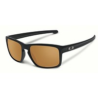 Oakley Sunglasses - Sliver - Matte Black Bronze Polarized OO9262-08