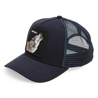 Men's Goorin Brothers 'Animal Farm - Wolf' Trucker Cap
