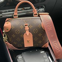 LV Louis Vuitton handbag shoulder bag cosmetic bag