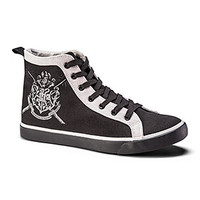 Harry Potter Hogwarts High-Top Sneakers
