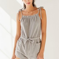Out From Under Kyra Terry Playsuit | Urban Outfitters