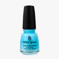 China Glaze Bahamian Escape Nail Polish (Bahama Blues Collection)