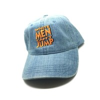 White Men Can't Jump Denim Dad Hat