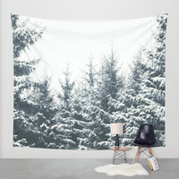In Winter Wall Tapestry by Tordis Kayma | Society6