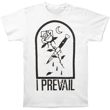 I Prevail Men's  Switchblade Tee T-shirt White