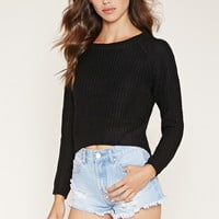 Wide Neck Sweater