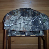Real Tree Camo High Chair Cover