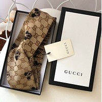 GUCCI Mickey weave hair band