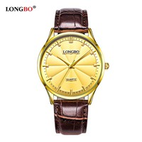 Luxury Couple Watch Gifts Simple Design Analog Watches Men Women Waterproof Lovers Quartz Wristwatch